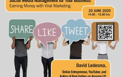 Social Media Management for Your Business – Earning Money with Viral Marketing