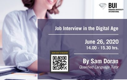 Job Interview in the Digital Age